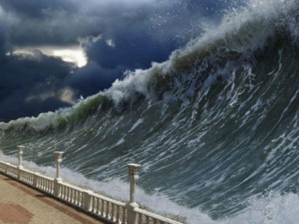 Mơ thấy sóng thần là điềm báo gì? Đánh tất tay con số mấy?