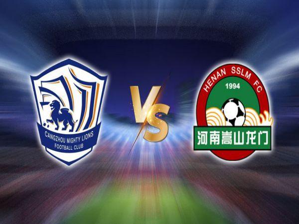 Soi kèo Cangzhou vs Henan Songshan, 19h00 ngày 27/4