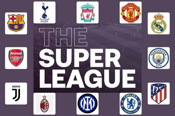 9 đội bỏ Super League có thể bị phạt 300 triệu euro
