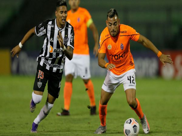 Soi kèo Atletico Mineiro vs Guaira, 07h30 ngày 26/5 - Copa Libertadores