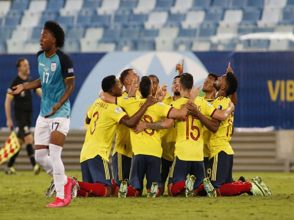 Soi kèo Colombia vs Ecuador, 07h00 ngày 14/6 - Copa America 2021