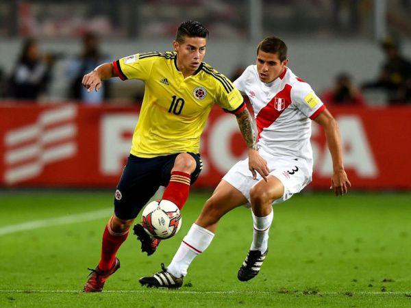 Soi kèo Peru vs Colombia, 09h00 ngày 4/6 - VL World Cup 2022