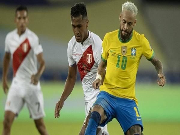 Dự đoán kèo Tài Xỉu trận Brazil vs Peru (7h30 ngày 10/9)