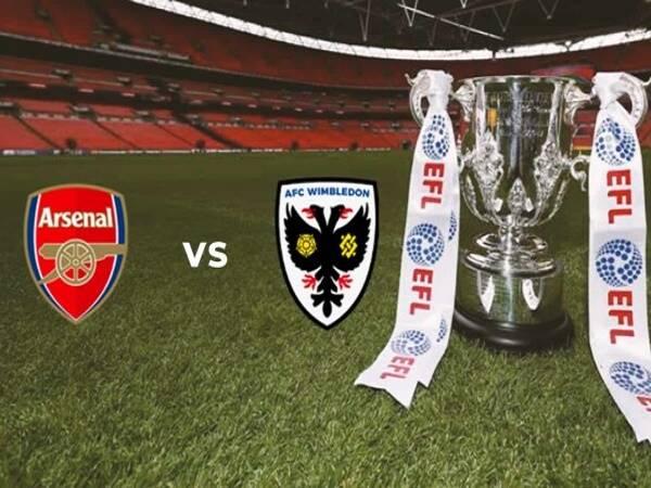 Soi kèo Arsenal vs Wimbledon – 01h45 23/09, Cúp Liên đoàn Anh