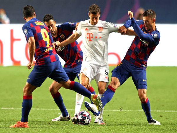 Nhận định tỷ lệ Barcelona vs Bayern Munich, 02h00 ngày 15/9