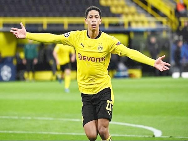 Tin chuyển nhượng 21/10: Dortmund chốt giá khủng cho Jude Bellingham